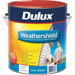 WEATHERSHIELD EXT LS UDTB 15L DULUX