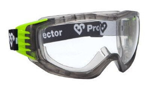 GOGGLES SAFETY CHEMICAL PROTECTOR