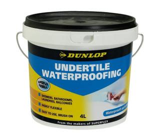WATERPROOFING UNDERTILE 4L