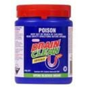 CLEANER DRAIN CRYSTALS 500G