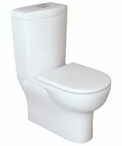 TOILET BACK TO WALL SUITE VIRTUE
