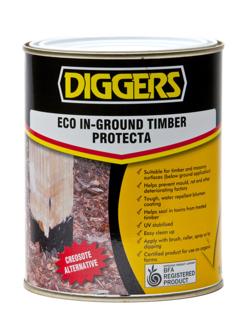 PROTECTOR TIMBER ECO IN GROUND