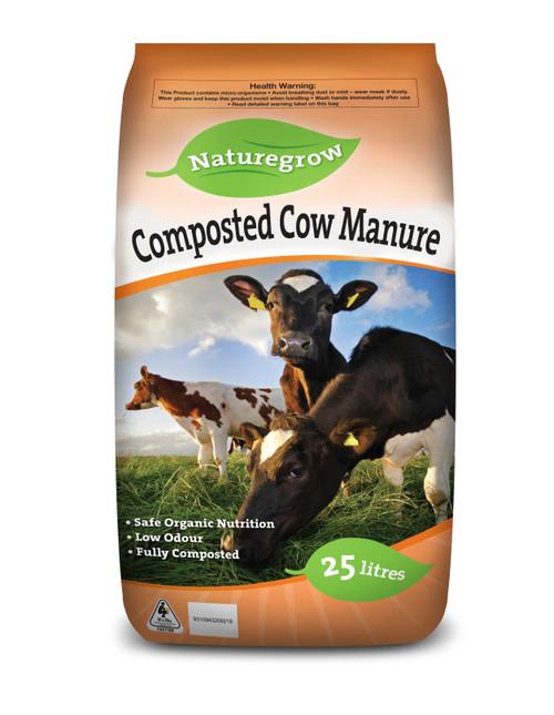 MANURE COW & COMPOST N/GROW  25L