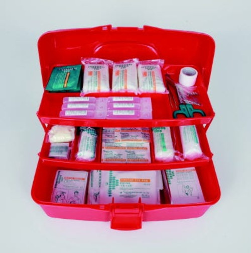 FIRST AID KIT WORKPLACE 101PC