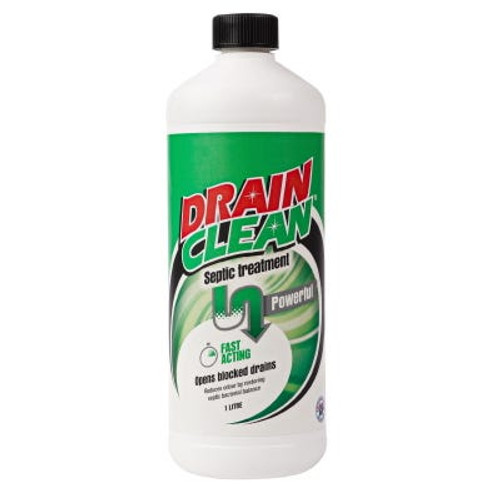 CLEANER DRAIN SEPTIC TREATMENT