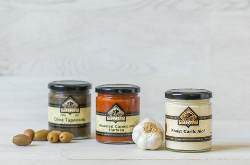 Maxwell Treats Mustard & Dill Aioli