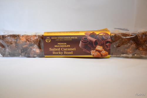 Rocky Road Chocolate Rocky Road Salted Caramel