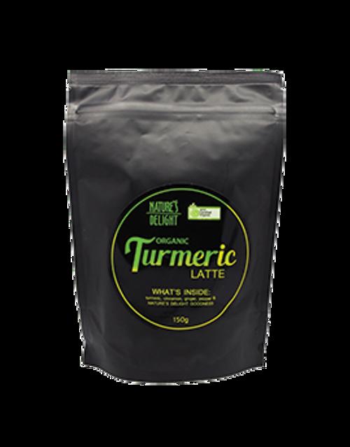 Nature's Delight Turmeric Latte
