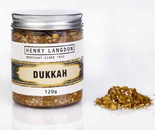 Henry Langdon Dukkah
