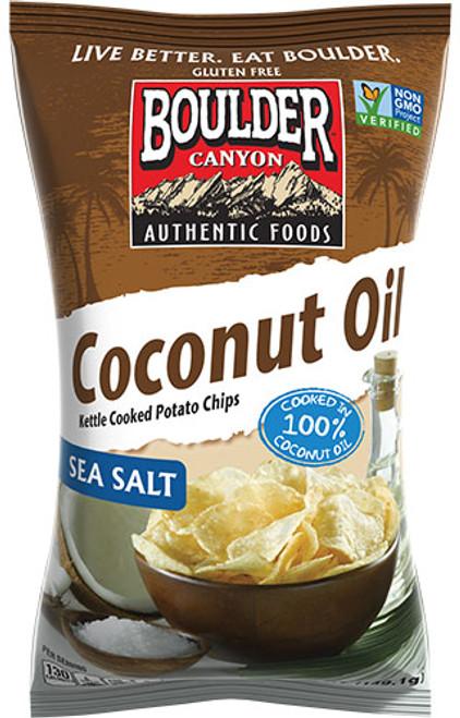 Boulder Chips Coconut Oil Kettle Chips