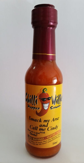 Chilli Willies Smack My Arse and Call Me Cindy
