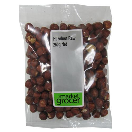 Market Grocer Hazelnuts Raw