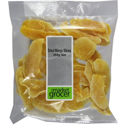Market Grocer Dried Mango Slices
