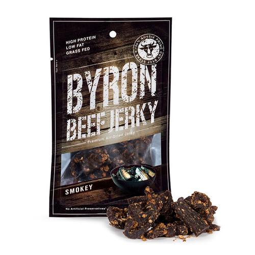 Byron Beef Jerky Smokey