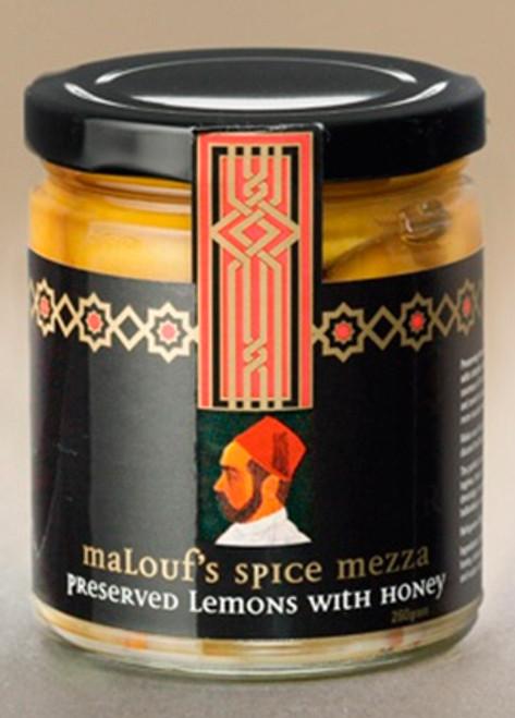 Malouf Spice Mezze Preserved Lemons with Honey