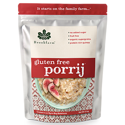 Brookfarm Gluten Free Porrij Large