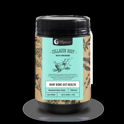 Nutra Organics Collagen Body 450g