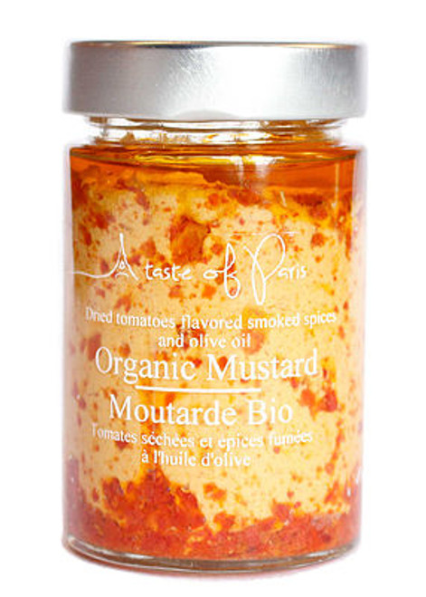 A Taste of Paris Mustard Dried Tomato and Smoked Spices
