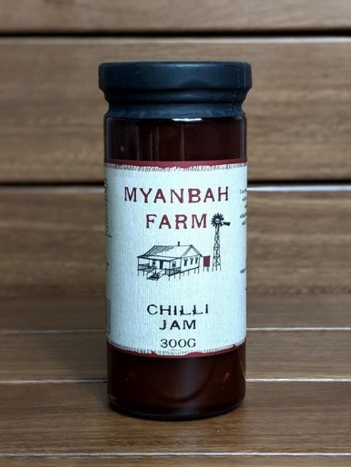 Myanbah Chilli Jam