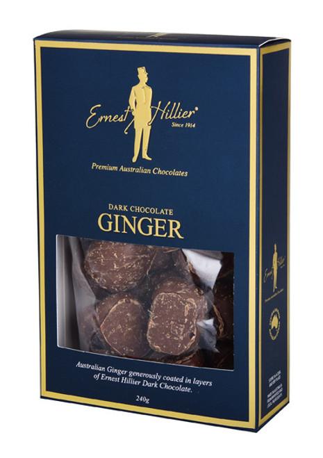 Ernest Hillier Box Dark Choc Ginger