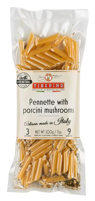 Tiberino Pennette with Porcini Mushrooms