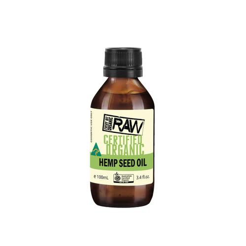 Every Bit Organic Raw Hempseed Oil