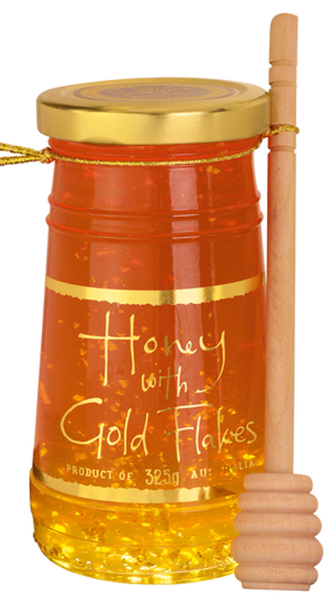 Ogilvie & Co Honey with Gold Flakes