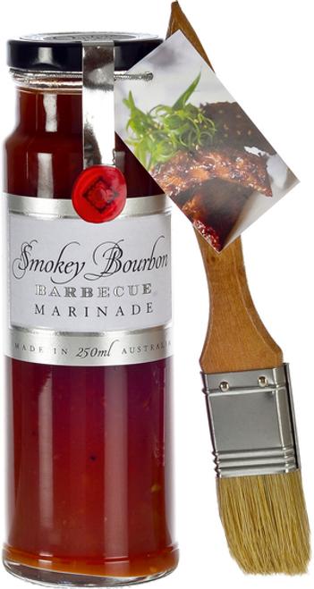 Ogilvie & Co Smokey Bourbon BBQ Marinade