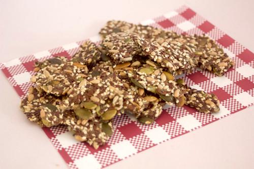 Britts Organic Bakery Paleo Chia Breaks