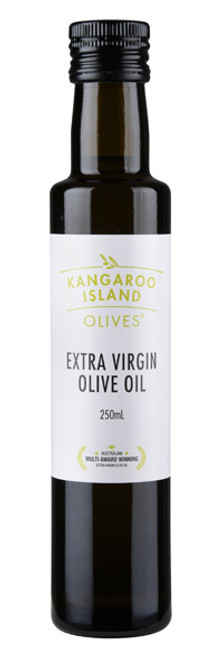 Kangaroo Island Extra Virgin Olive Oil 250ml