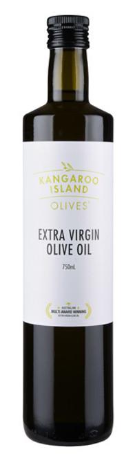 Kangaroo Island Extra Virgin Olive Oil 750ml