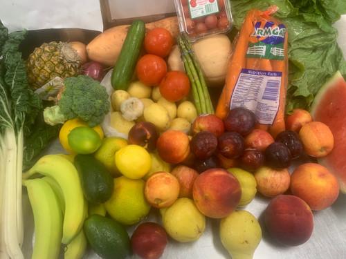 $60 Fruit & Veg Box delivered to Yamba/Grafton/Gulmarrad/Maclean etc