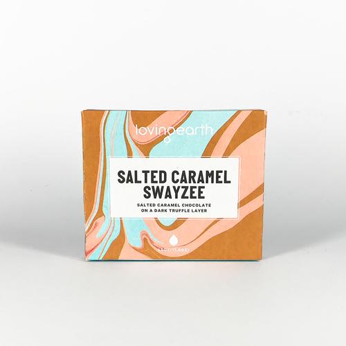 Loving Earth Salted Caramel Swayzee 45g