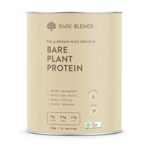 Bare Blends Bare Plant Protein