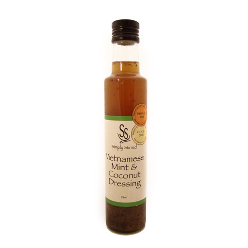 Simply Stirred Vietnamese Mint & Coconut Dressing