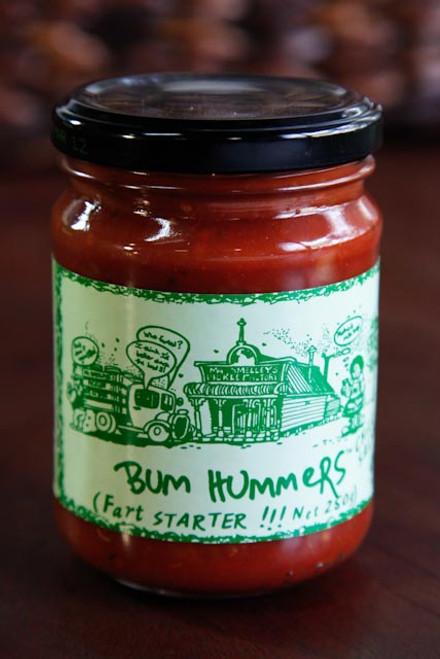 Bum Hummers Chilli Salsa (Fart Starter)