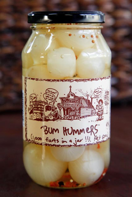 Bum Hummers Onions (1,000 Farts in a Jar)