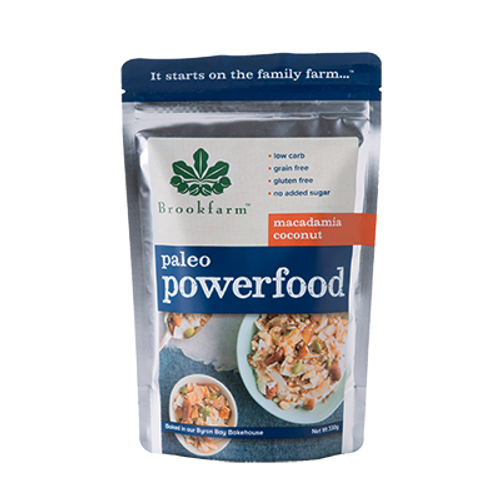 Brookfarm Paleo Macadamia Powerfood