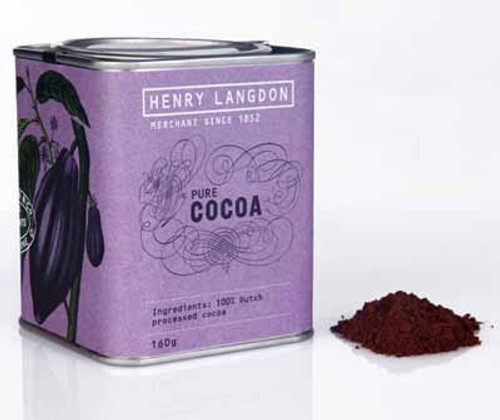 Henry Langdon Pure Cocoa Powder