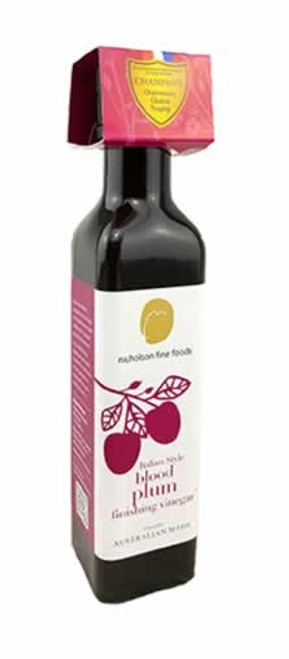 Nicholson's Fine Foods Italian Style Blood Plum Finishing Vinegar