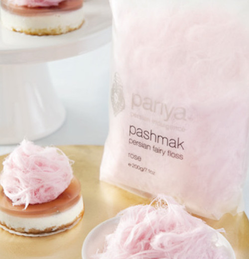 Pariya Pashmak Rose