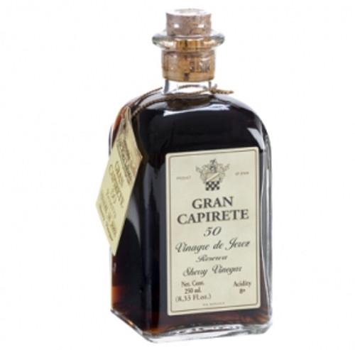 Capirete Sherry Vinegar 50 Year Old