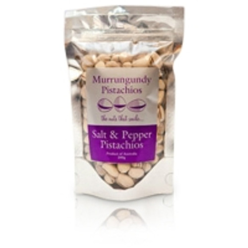 Murrungundy Pistachios Salt & Pepper Pistachios