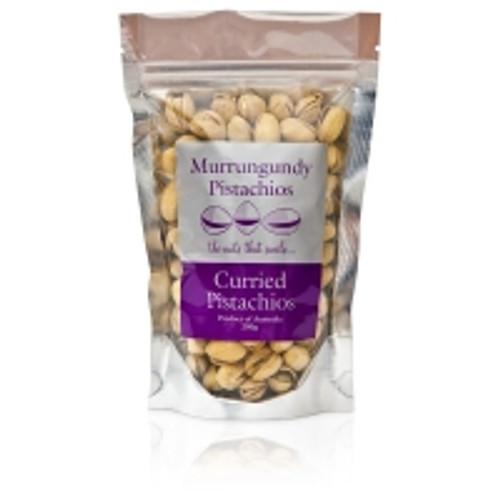 Murrungundy Pistachios Curried Pistachios