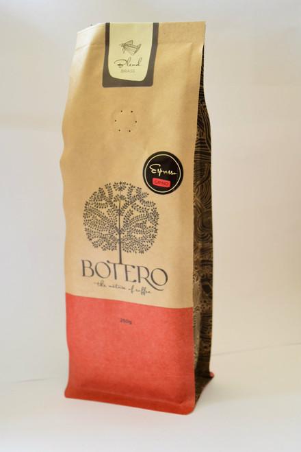 Botero Brass Espresso