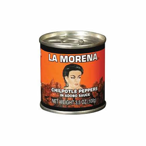La Morena Chipotle Peppers in Adabo Sauce 100g