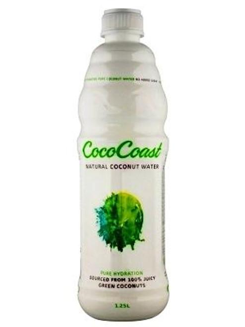CocoCoast Coconut Water Box
