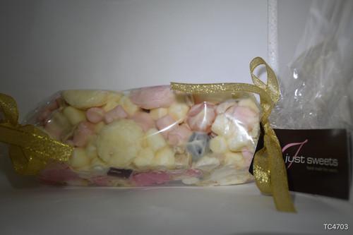 Just Sweets Rocky Road Bon Bon White 150g