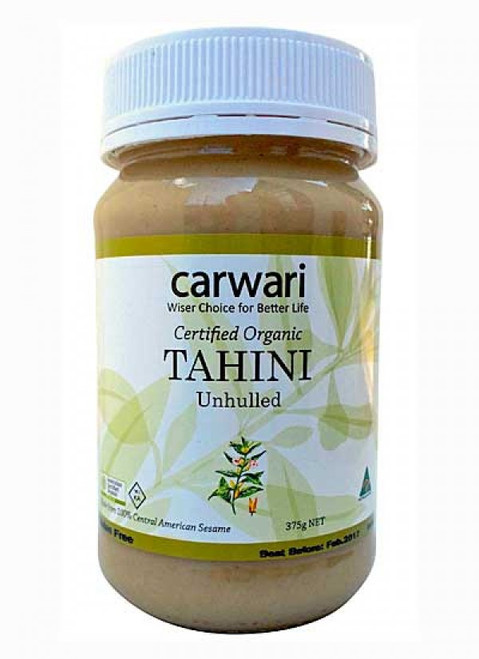 Carwari Tahini Unhulled