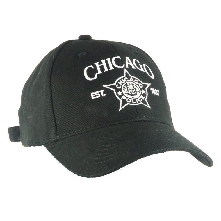 Chicago Police Department Adjustable Hat